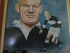 Berea Rovers memorabilia Peter Taylor