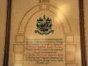 DURBAN St Thomas Musgrave  City Conservation award 1994