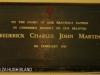 DURBAN St Thomas Musgrave  Memorial Frederick Jardine