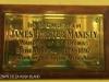 DURBAN St Thomas Musgrave   Memorial James Manistry Warden
