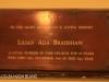 DURBAN St Thomas Musgrave  Memorial  Lilian Bradshaw