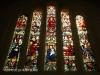 DURBAN St Thomas Musgrave  stain glass windows.  (10)