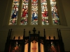DURBAN St Thomas Musgrave  stain glass windows.  (11)