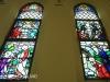 DURBAN St Thomas Musgrave  stain glass windows.  (3)