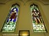DURBAN St Thomas Musgrave  stain glass windows.  (4)