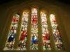 DURBAN St Thomas Musgrave  stain glass windows.  (6)