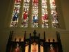 DURBAN St Thomas Musgrave  stain glass windows.  (7)