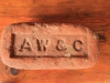 Durban - Berea - Elephant House -  AW & C - Brick and plaque (1)