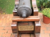 Durban - Berea - Elephant House - British 3 pounder from Ariosto wreck - Durban 1854 (2)