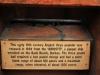 Durban - Berea - Elephant House - British 3 pounder from Ariosto wreck - Durban 1854 (4)