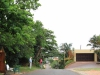 Durban - Berea - Elephant House - Front gate and view of North Ridge Road (5)