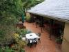 Durban - Berea - Elephant House - Garden & Verandah