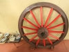 Durban - Berea - Elephant House - Wagon wheel (1)
