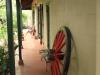Durban - Berea - Elephant House - Wagon wheel (2)