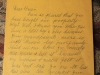 Durban - Berea - Elephant House -  letter from Murchie's to Brian Agar 1976