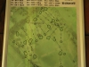 Bluff Harlequins Sports Club Map 3 Par Golf Course)