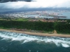 Bluff from the air and Whaling Station (2)