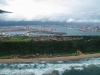Bluff from the air and Whaling Station (3)
