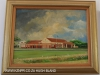 Durban Bowling Club  painting
