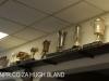 Durban Bowling Club trophy cabinet. (2)