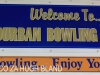Durban Bowling Club welcome sign