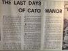 Umkhumbane Heritage Centre - Last days of Cato Manor