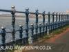 Durban Harbour - Victorian Railings (5)