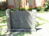 Durban - Emmanuel Cathedral -  Graves - Campbell