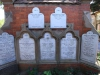 Durban - Emmanuel Cathedral -  Graves -  Plaques - Mothers & Sisters