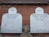 Durban - Emmanuel Cathedral - Priests Graves & Plaques (12)
