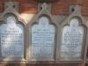 Durban - Emmanuel Cathedral - Priests  Graves -  Rev Sabon - Barthelemy - Foley