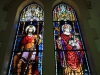 Durban - Emmanuel Cathedral - Stain Glass windows (1)