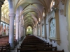 Durban - Emmanuel Cathedral -  side aisles (2)