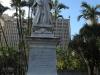 Durban CBD - Francis Farewell Square Queen Victoria statue and plaques (3)