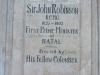 Durban CBD - Francis Farewell Square statue Sir John Robinson K.C.M.G. (1)