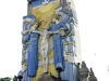 Durban - Cenotaph - Art Deco column (13)