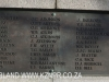 Durban Cenotaph -  Roll oof Honour plaques (2)