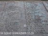 Durban Cenotaph -  Roll oof Honour plaques (28)