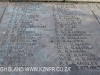 Durban Cenotaph -  Roll oof Honour plaques (29)
