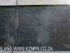 Durban Cenotaph -  Roll oof Honour plaques (6)