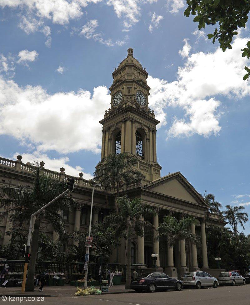 Durban CBD - Gardiner St & Central Post Office