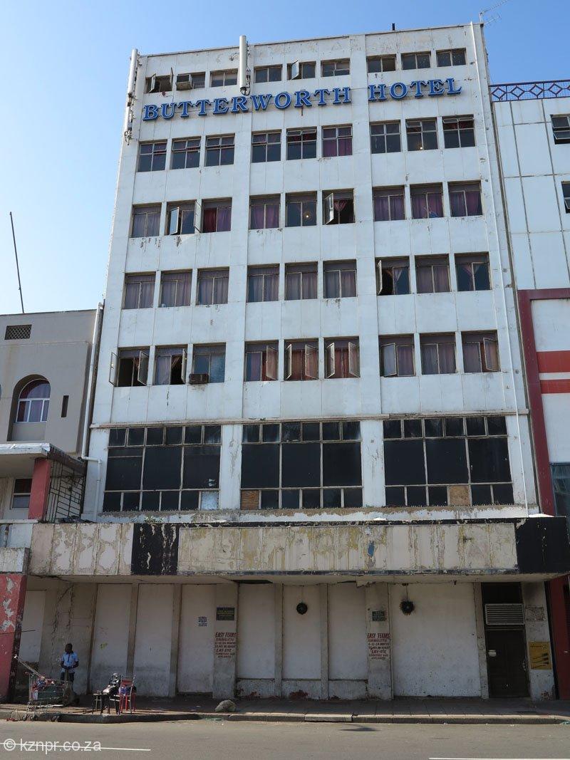 Durban Cbd Prince Edward St Erworth Hotel S