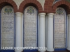 Durban - Greyville - St Marys Anglican Church Roll of Honour Panels (2)