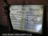 Durban - Greyville - St Marys Anglican Church war memorial records