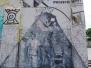 Durban CBD - Old Central Prison Murals
