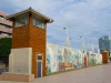 Durban - Old Fort Murals -  Watch Tower