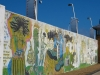 Durban CBD - Old Central Prison Wall Art - Monty Naiker street (26)