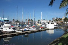 DURBAN CBD - POINT YACHT CLUB