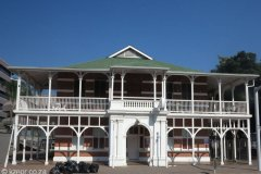 Durban CBD - Walnut Road, Stanger Street & Old Prison