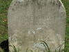 Durban - West Street Cemetery - Grave -